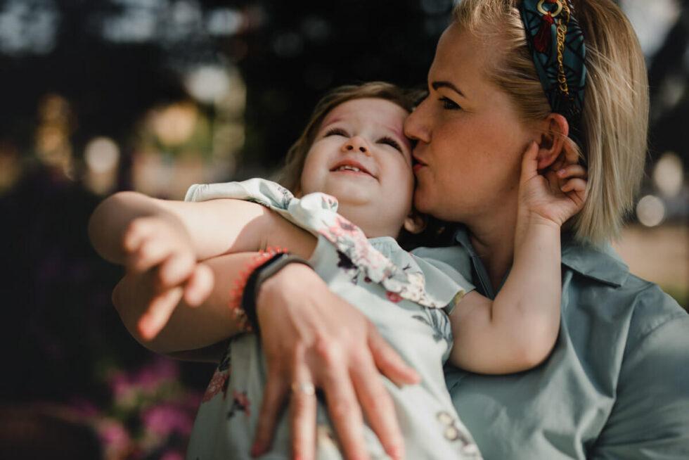 fotograf rodzinny usmiech