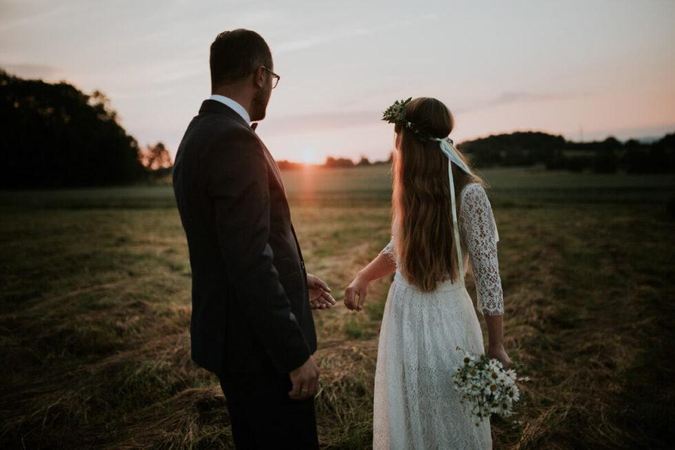 nietypowa sesja poslubna