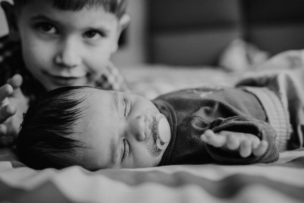 fotografia lifestylowa rodzenstwo